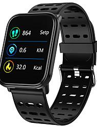 Недорогие -Смарт Часы Цифровой Современный Спортивные силиконовый 30 m Защита от влаги Пульсомер Bluetooth Цифровой На каждый день На открытом воздухе - Черный Черный / Синий Черный / зеленый