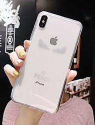 billige -Etui Til Apple iPhone XS / iPhone XR / iPhone XS Max Speil / Ultratynn Bakdeksel Tegneserie PC