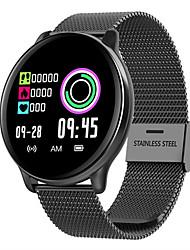 Недорогие -Смарт Часы Цифровой Современный Спортивные силиконовый 30 m Защита от влаги Пульсомер Bluetooth Цифровой На каждый день На открытом воздухе - Черный Черный / серый Розовый