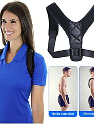 Недорогие -унисекс задний регулируемый позвоночник корректор осанки фитнес оборудование плечевой ремень синтетический фиксированный