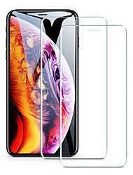 Недорогие -Защитная пленка для Apple iPhone 11/11 Pro / 11 Pro Max закаленное стекло Защитная пленка для экрана высокой четкости (HD) / твердость 9ч