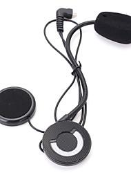 Недорогие -микрофонный динамик мягкий кабель гарнитура аксессуар для мотоциклетного шлема freedconn