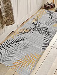 Недорогие -1шт современные коврики для ванной / коврики для ванной коралловый бархат геометрический / абстрактный 5мм ванная комната новый дизайн