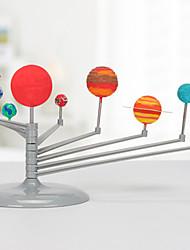 Недорогие -Наборы для моделирования Осветительные приборы Сияние в темноте Лампа дневного света пластик Универсальные Игрушки Подарок