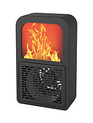 Недорогие -мини-электрическая настенная розетка обогреватель воздухонагреватель ptc керамическая плита отопления радиатор бытовой настенный удобный тепловентилятор
