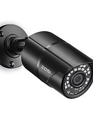 Недорогие -ZOSI 1080 P HD TV Открытый атмосферостойкий IP67 черная пуля видеонаблюдения