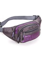 Недорогие -Поясные сумки Поясная сумка Нагрудная сумка для Спортивные сумки Пригодно для носки Сумка для бега Нейлон Универсальные