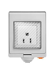 billige -sonoff s55 tpf-de wi-fi vanntett smart stikkontakt - oss plugg
