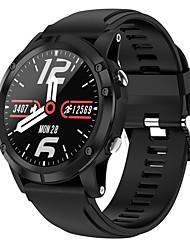 billige -t5 smartwatch bt fitness tracker support varsle / blod oksygen monitor sports smartklokke for samsung / iphone / android telefoner