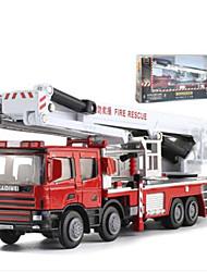 Недорогие -DiBang Пожарные машины Игрушки Подарок / Металл