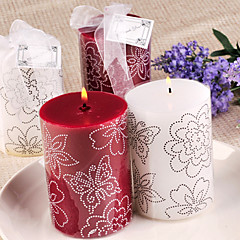 Beautiful Butterfly Candle Favor Elegant Wedding Party Favors