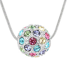 cheap Necklaces-Women's - Alloy Round Necklace For Wedding Party Gift