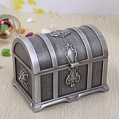 cheap Jewelry Boxes-Lion Head Design Tutania Jewelry Box Classical Feminine Style