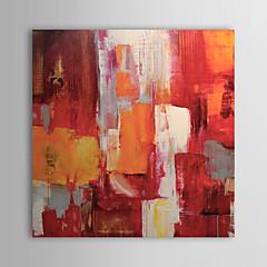 Hånd-malede Abstrakt Et Panel Canvas Hang-Painted Oliemaleri For Hjem Dekoration