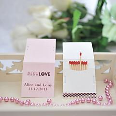hardt kort papir bryllup dekorasjoner klassisk tema bryllup mottak