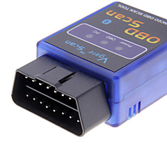 cheap Automotive Equipment & Tools-Mini ELM327 V1.5 Bluetooth ELM 327 OBDII OBD2 Protocols Auto Diagnostic Tool