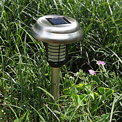 RVS LED Solar Mosquito Killer Lights Lawn Light