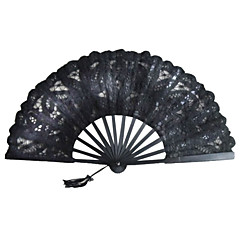 cheap Fans & Parasols-Special Occasion Fans and Parasols Wedding Decorations Floral Theme / Classic Theme Winter Spring Summer Fall