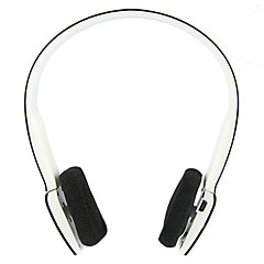 Χαμηλού Κόστους Εξωτερικά Ακουστικά-Στο αυτί Ασύρματη Ακουστικά Κεφαλής Πλαστική ύλη Κινητό Τηλέφωνο Ακουστικά Με Έλεγχος έντασης ήχου / Με Μικρόφωνο / Απομόνωση θορύβου