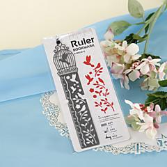 marcaje din oțel inoxidabil& deschidere scrisoare nunta favorizează frumos