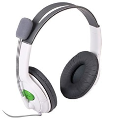 cheap Xbox 360 Accessories-Audio and Video Headphones - Xbox 360 Wired