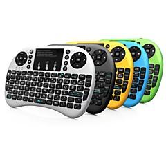 billiga Keyboards-Rii Mini i8 + 2.4G Wireless 92 Keys tangentbord med pekplatta för Google TV Box/PS3/PC