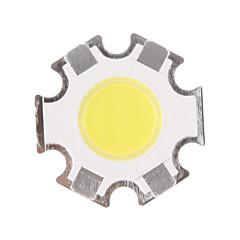 tanie Dekorativní osvětlení-COB 450-500 lm Chip LED Aluminium 5 W
