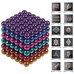 Jouets Aimantés Pièces 5 MM Jouets Aimantés Blocs de Construction Boules magnétiques Gadgets de Bureau Casse-tête Cube Pour cadeau