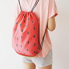 Χαμηλού Κόστους Bags on sale-Γυναικεία Τσάντες Πολυεστέρας σακκίδιο για Causal Αθλητικά Καλοκαίρι Όλες οι εποχές Βυσσινί Σκούρο Ροζ