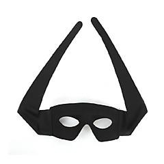 cosplay Maska Unisex Halloween Festival / Svátek Halloweenské kostýmy Jednobarevné