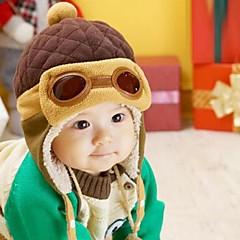 お買い得  子供用アクセサリー-帽子&キャップ, アクリル オールシーズン Brown レッド ブルー ピンク