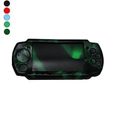 voordelige PSP-accessoires-Case Protector Voor Sony PSP Case Protector Siliconen 1 pcs eenheid