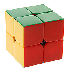 Rubiks kube QIYI Glatt Hastighetskube 2*2*2 Hastighet profesjonelt nivå Magiske kuber Nytt År Jul Barnas Dag Gave