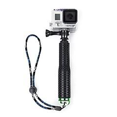 tanie Akcesoria do GoPro-Śrubka / Monopod Dla Kamera akcji Gopro 5 / Gopro 3+ / Sport DV Gumowy / Stop aluminium - 1pcs / Gopro 3/2/1