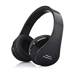 cheap Over-Ear Headphones-KLY-NX8252 Over Ear Wireless Headphones Plastic Mobile Phone Earphone HIFI with Microphone Headset