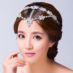 krychlový zirkoničitý slitinový nástavec hlavového řetězu klasický ženský styl