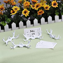 Plastic Place Card Holders 4 Standing Style Gift Box Wedding Reception