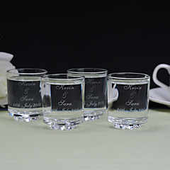 cheap Groomsmen Gifts-Parents Glass Drinkware Wedding Anniversary Wedding Gifts Beautiful