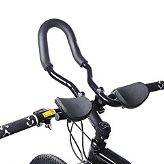 cheap Bike Parts & Components-WEST BIKING® Cycling  MTB Aluminum Alloy Triathlon Aero Cycling Suspension Rest Handlebar Rest Handle Bars