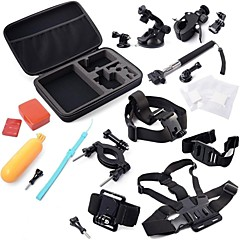 cheap Sports Action Cameras & Accessories  For Gopro-Accessory Kit For Gopro Waterproof All in One For Action Camera All Gopro Gopro 5 Gopro 4 Silver Gopro 4 Gopro 4 Black Gopro 4 Session