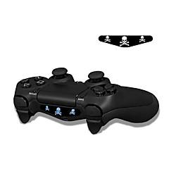 baratos Acessórios para PS4-B-SKIN Adesivo Para Sony PS4 ,  Adesivo PVC 1 pcs unidade