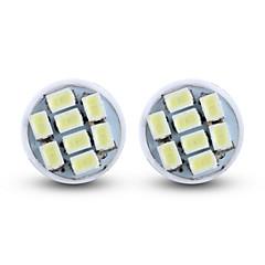 billige Interiørlamper til bil-SO.K BA9S Bil Elpærer 20 lm Blinklys For Universell