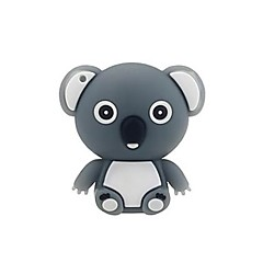 billige -søt koala modell usb 2.0 nok minnepinne flash minnepinne 4GB