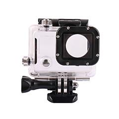 levne GoPro příslušenství-Tašky Voděodolný kryt Voděodolné Pro Akční kamera Gopro 4 Gopro 3 Gopro 3+ Lyže Potápění Surfing Lodičky Wakeboarding Plastický