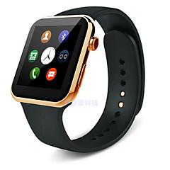 tanie Inteligentne zegarki-YY-A99 Inteligentny zegarek Android iOS Bluetooth USB Sport Pulsometry Ekran dotykowy Spalonych kalorii Długi czas czuwania Czasomierze Powiadamianie o połączeniu telefonicznym Rejestrator aktywności
