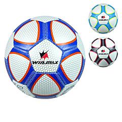 Slitasje-sikker/Ikke-formbar/Holdbar - Soccers ( Svart/Mørkeblå/Lyseblå , PVC )