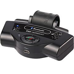 bluetooth автомобильные комплекты встроенный аккумулятор mp3-плеер руль спикерфон портативная поддержка a2dp автомобильное зарядное