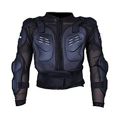 pro-biker p-13 motocyklové závodní bunda motokros plné tělo brnění páteře hrudník zvýšené zesílení