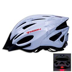 MOON 男女兼用 バイク ヘルメット 21 通気孔 サイクリング マウンテンサイクリング ロードバイク レクリエーションサイクリング サイクリング M:55-58CM S:52-55CM