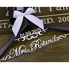 Brud Brudepike Blomsterpike Par Tre Aluminum Alloy Kreativ Gave Bryllup